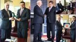 """Çanakkale İl Genel Meclis Başkanı Tekin; """"Üniversiteler Bilim Üreten Merkezlerdir"""" (ÇOMÜ TV)"""