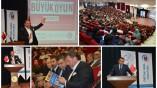 Yiğit Bulut Çanakkalede Büyük Oyun Konulu Konferans Verdi