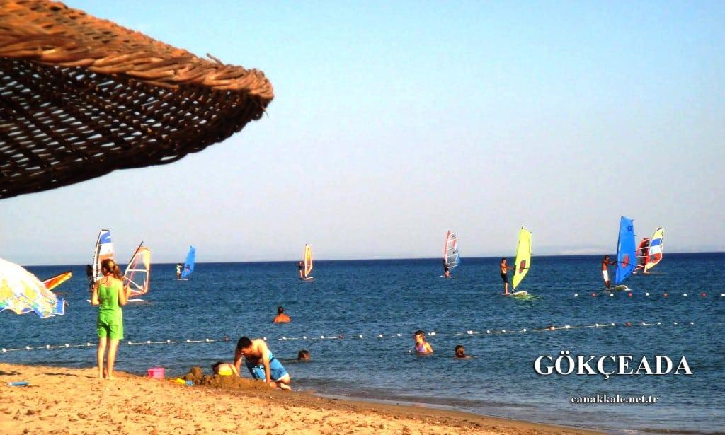 Gökçeada Plaj ve Sörf
